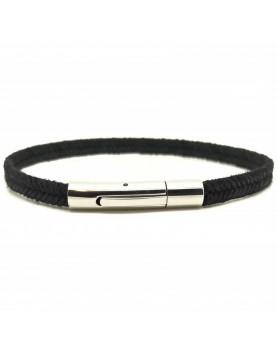 Bracelet Mini Coton noir