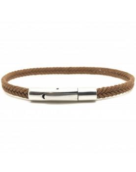 Bracelet Mini Coton camel
