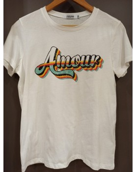 Tee-shirt vintage Amour