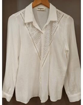 Chemise blanche Aurélia