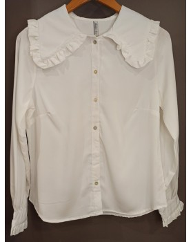 Chemise blanche col...