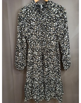 Robe léopard Ingrid